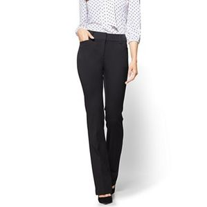 New York & Company Bootcut Dress Pants